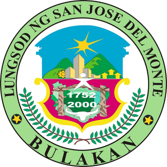 City of San Jose Del Monte, Bulacan Official Logo